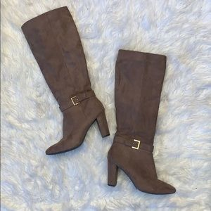 Jones NY calf knee boots
